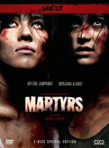 Cover Martyrs mit Mylene Jampanoi und Morjana Alaloui