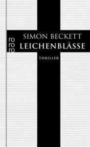 Leichenblässe von Simon Beckett
