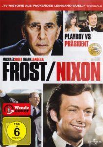 DVD Cover zu Frost/Nixon mit Martin Sheen und Frank Lagella