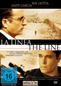 DVD Cover La Linea mit Andy Garcia und Ray Liotta