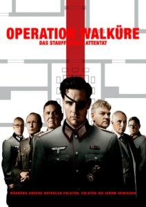 DVD Cover Operation Walküre mit Tom Cruise