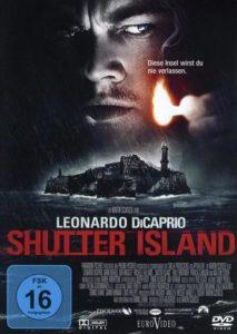 Cover Shutter Island mit Leonardo DiCaprio