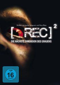 DVD Cover von Rec 2