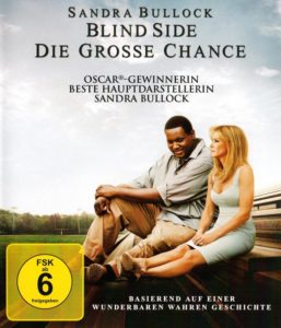 Cover Blind Side mit Sandra Bullock