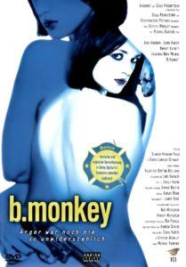 Cover von B. Monkey mit nackter Asia Argento