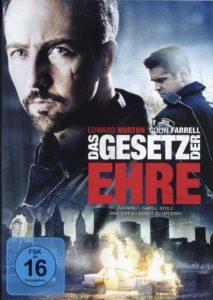 DVD Cover Das Gesetz der Ehre