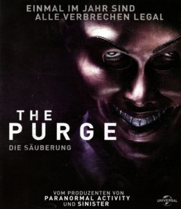 DVD Cover The Purge