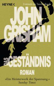 Das Geständnis von John Grisham
