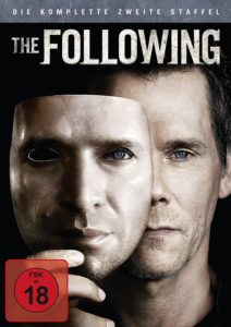 DVD Cover The Following Staffel 2