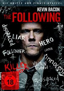 DVD Cover The Following Staffel 3