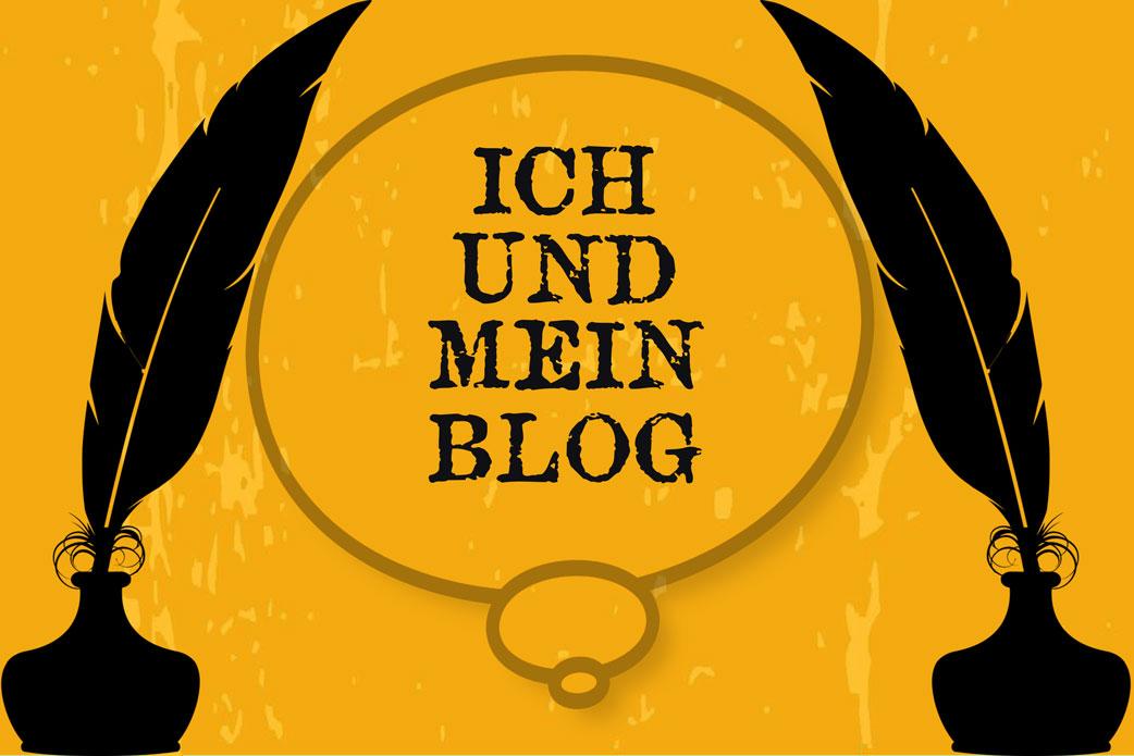 Ich und mein Blog