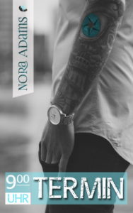 Cover NeunUhrTermin von Nora Adams aus dem Booklounge Verlag
