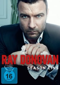 Serien Review Ray Donovan Staffel 1 Logo DVD