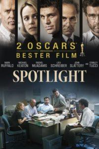 Cover von Spotlight mit Michael Keaton, Rachel McAdams, Mark Ruffalo, Stanley Tucci und Liev Schreiber