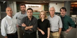 Cast von Spotlight