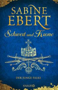 Cover Der junge Falke von Sabine Ebert