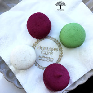 Macarons vom Schlosscafe Amerang