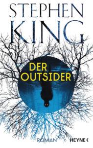 Cover von der Outsider von Stephen King aus dem Heyne Verlag