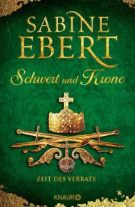 Cover von Zeit des Verrats von Sabine Ebert aus dem Knaur Verlag